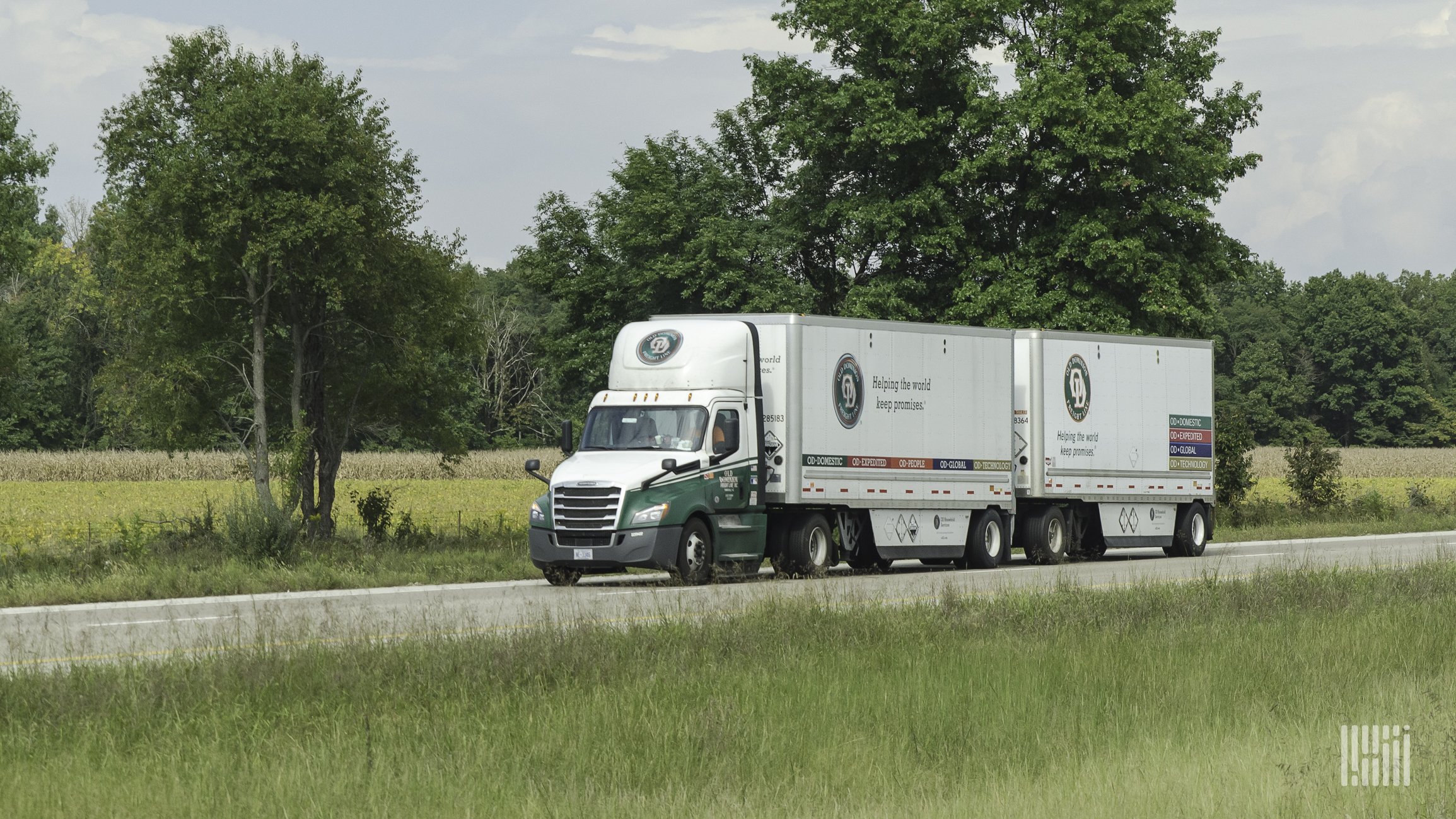 Old Dominion sees market share gains continue