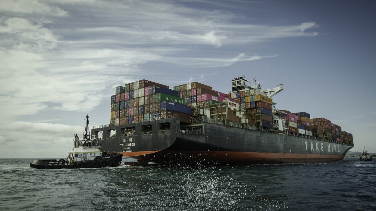 Call to action: Governments' commitment vital to decarbonize shipping by 2050