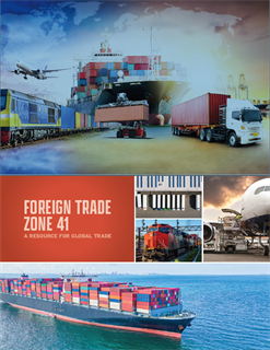 The cover of a FTZ 41 brochure.  (Image: Port Milwaukee)