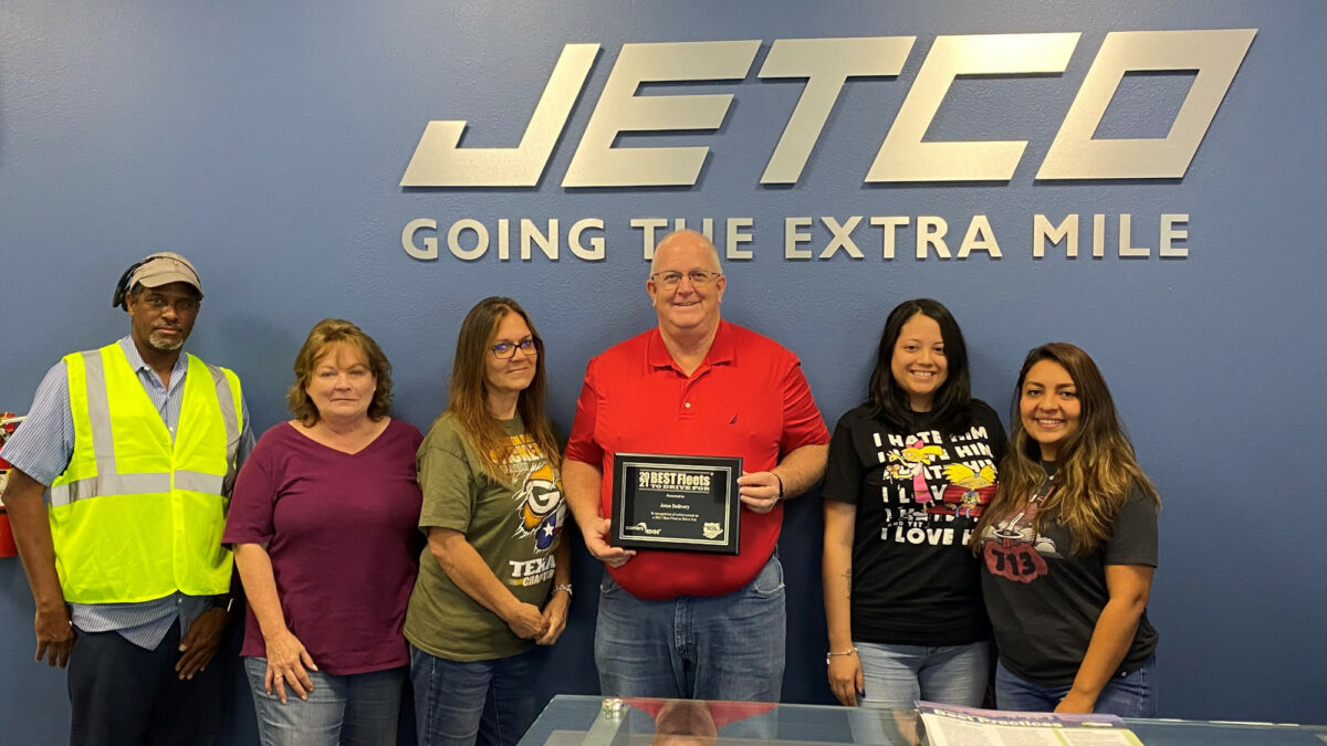 Best Fleets to Drive For: Jetco Delivery