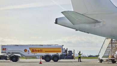 Shell aims to produce 2 million tons of sustainable aviation fuel annually by 2025.