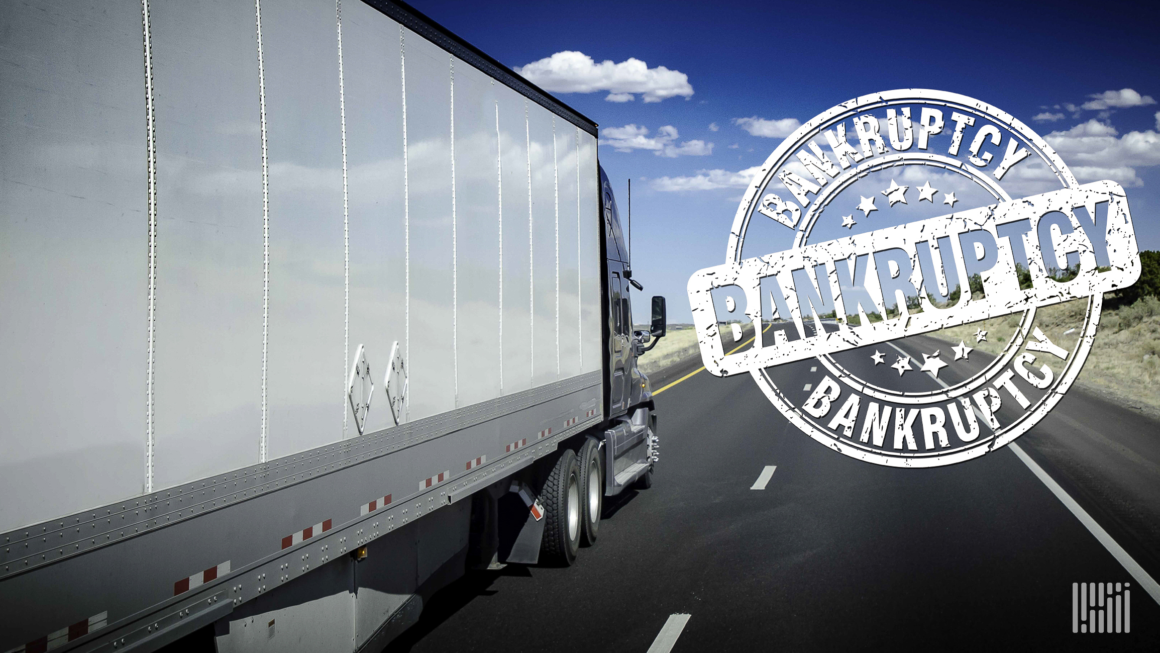 Trucking lender Instapay files for Chapter 11 bankruptcy protection