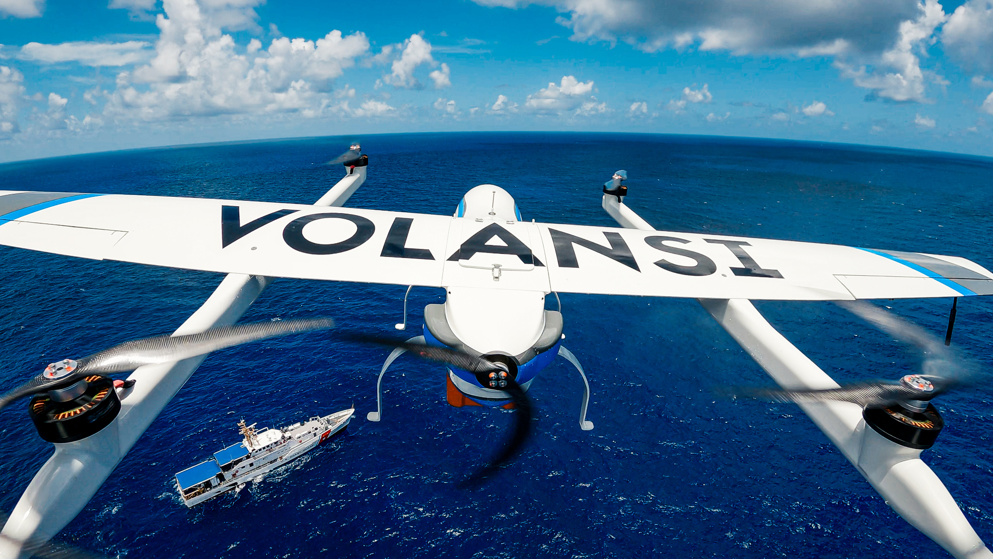 Drone Disruptors: Volansi's autonomous drone ecosystem can make deliveries just about anywhere with the click of a button
