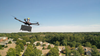 Drone Disruptors: Flytrex is pushing last-mile drone delivery in U.S. suburbs