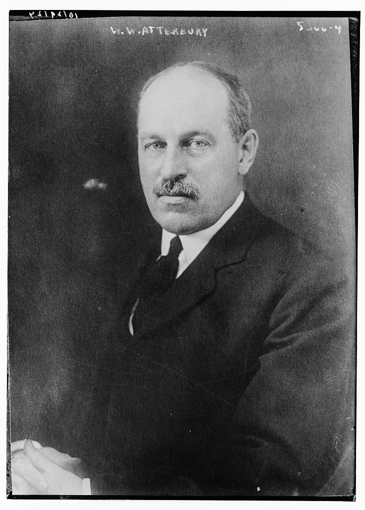 William Wallace Atterbury. (Photo: Library of Congress)