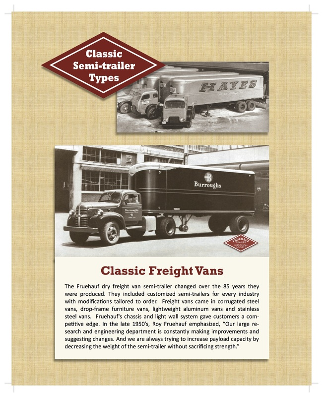 Images and explanation of dry freight vans. (Photo/text: singingwheels.com)