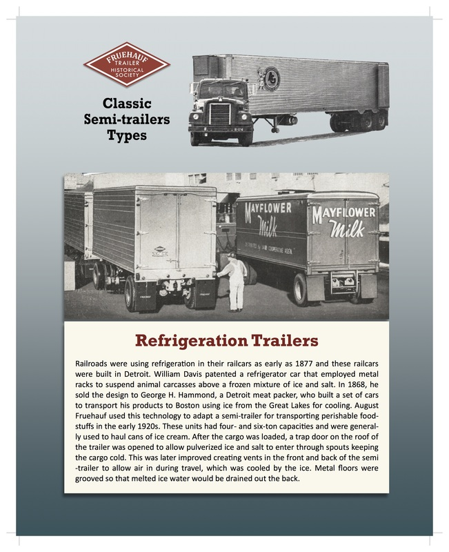 Photos and an explanation of refrigerated trailers. (Photo/text: singingwheels.com)