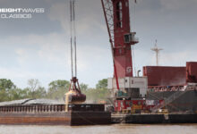 The Archer Daniels Midland Company Reserve plays a large role in making the port America's leading grain exporter. (Photo: Port of South Louisiana Facebook page)
