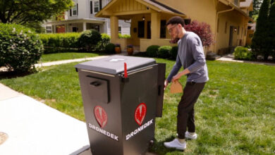 Drone Disruptors: DroneDek and the mailbox of the future