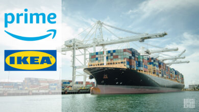 Amazon, Ikea and others committed to zero-carbon shipping fuels by 2040.