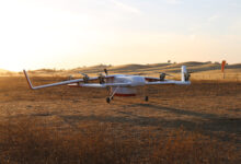 Drone Disruptors Elroy Air and the cargo drone for middle mile heavy duty deliveries