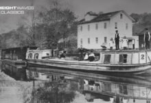 Along the Erie Canal. (Photo: National Park Service)