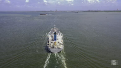 The Sustainable Shipping Initiative released a report that defined sustainable marine fuel criteria.