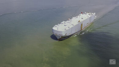 The International Renewable Energy Agency released a report that green hydrogen-based fuels will be necessary to decarbonize shipping.