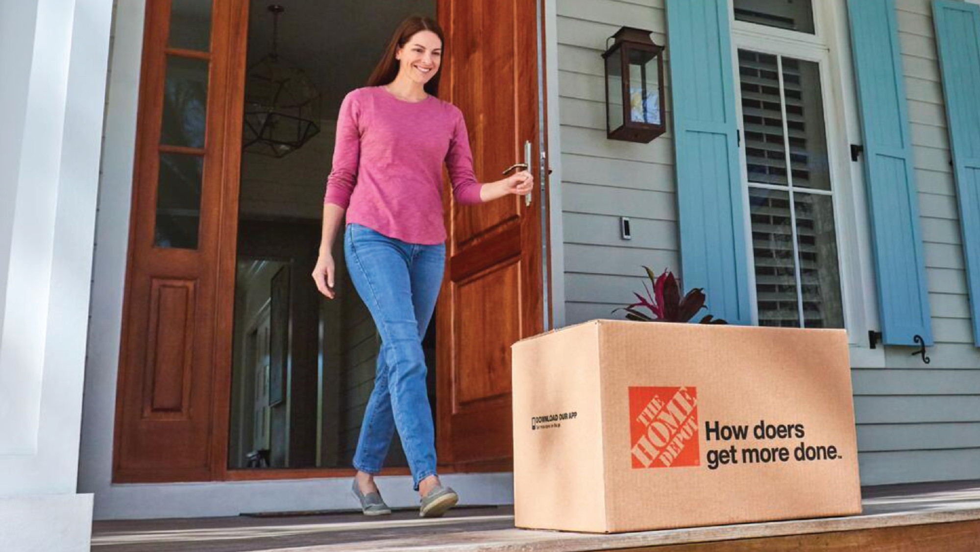 Home Deport to use Walmart GoLocal for home deliveries