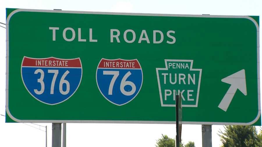 Over the past 81 years (since the Pennsylvania Turnpike opened), toll highways have proliferated in the state. (Photo: WTAE)